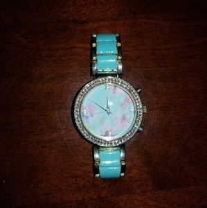 Accessories - Turquoise fashion watch